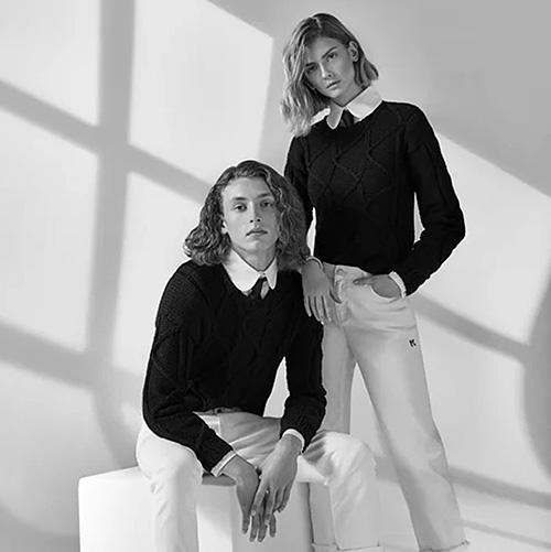 Misschien #knitkarl jij straks Karl Lagerfeld couture