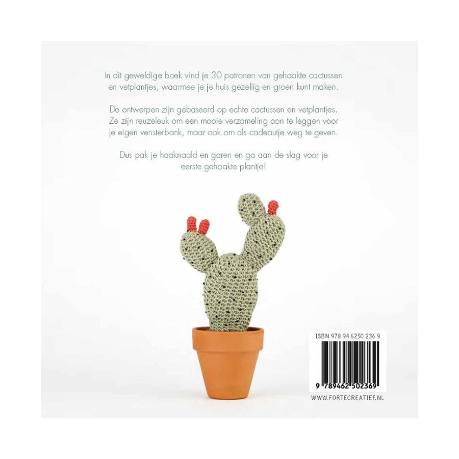 Nieuw Cactussen haken - Wolnut DZ-36