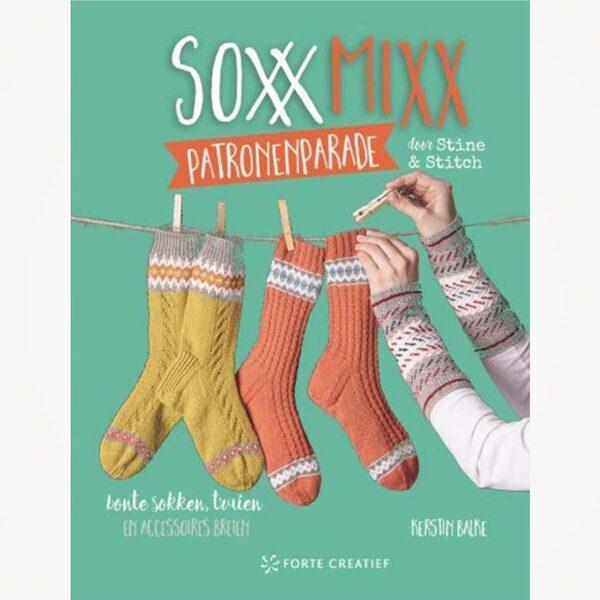 Soxxmixx Patronenparade - Kerstin Balke