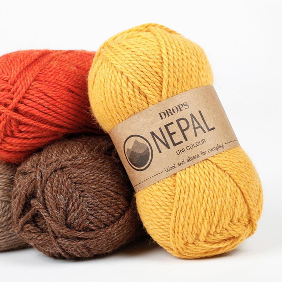 Nepal Drops Wolnut