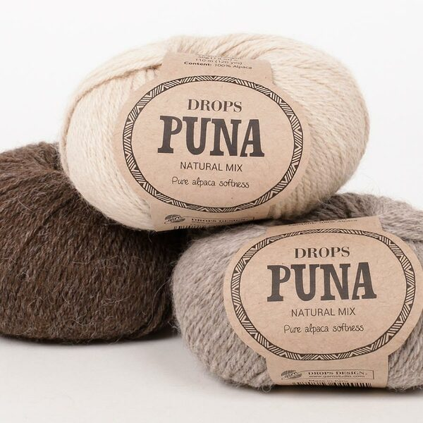 Puna Naturel Drops