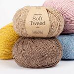 Soft Tweed Drops