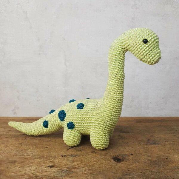 Brontosaurus dinosaurus Haakpakket Hardicraft