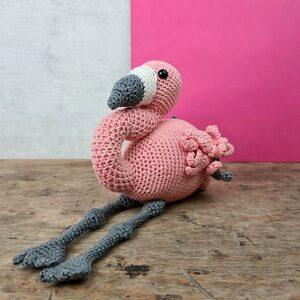 Coco de Flamingo Haakpakket