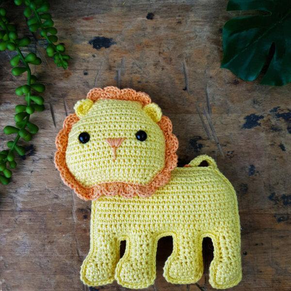 Leeuw Luca Haakpakket Hardicraft