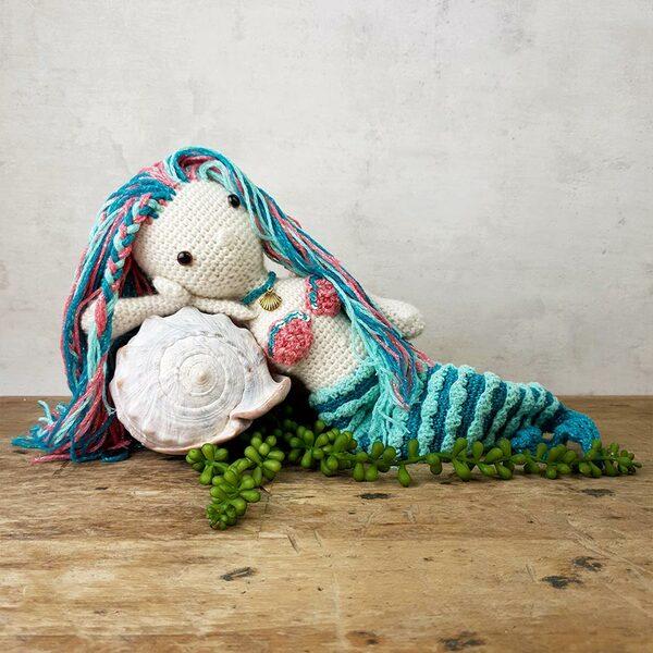 Mila Meermin Haakpakket Hardicraft