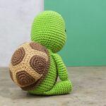 Siem de schildpad Haakpakket Hardicraft