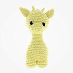 Giraffe Ziggy Eco Barbante Popcorn Haakpakket Hoooked
