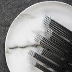Karbonz Sokkennaaldenset 20 cm KnitPro