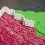 Knitblockers doosje 20 stuks blockers Wit KnitPro