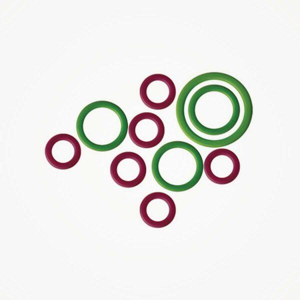 Stekenmarkeerders Ring Markers KnitPro (30 stuks)