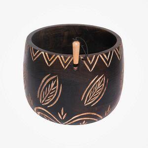 KnitPro Yarn Bowl Leafy
