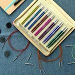 Zing Deluxe Rondbreinaaldenset KnitPro