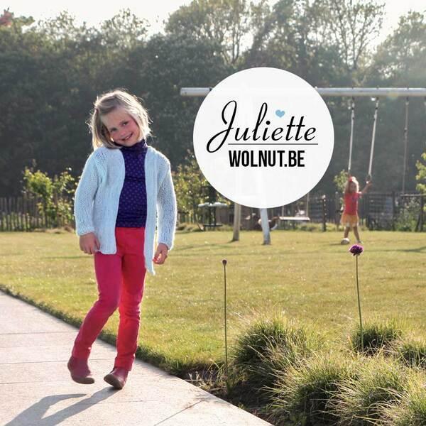 Juliette, de verkleinde Bernadette Vest