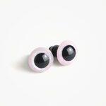 Amigurumi Veiligheidsogen Helder Glinsterend