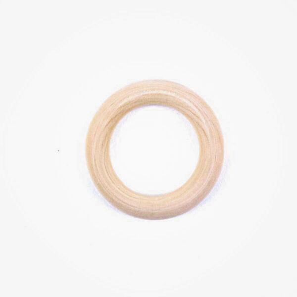 Houten bijtring 40 mm