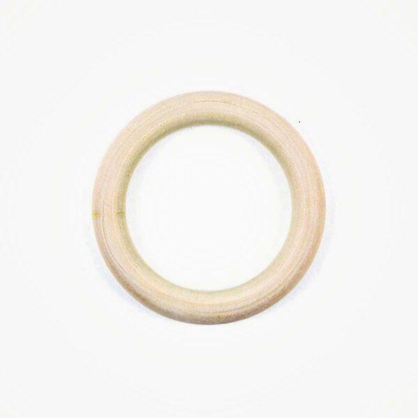 Houten bijtring 70 mm