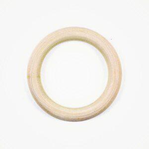 Houten bijtring 85 mm