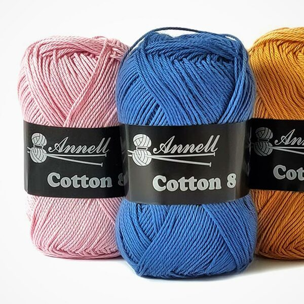 Cotton-8 Annell