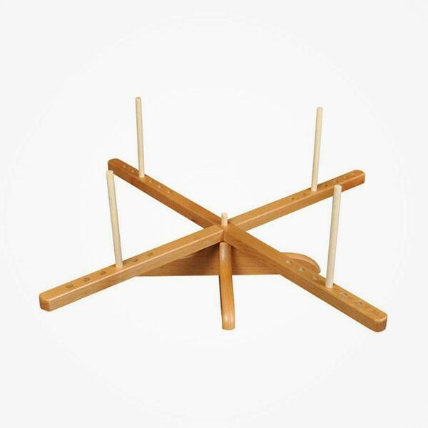 ChiaoGoo Houten parapluhaspel