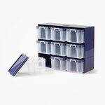 Organizer box met 9 dozen Prym