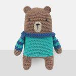 Boris the Bear Haakpakket Tuva
