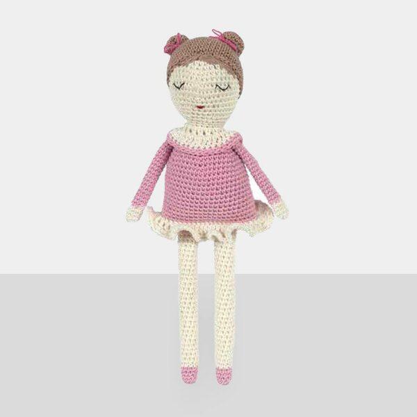 Cynthia Doll Haakpakket Tuva