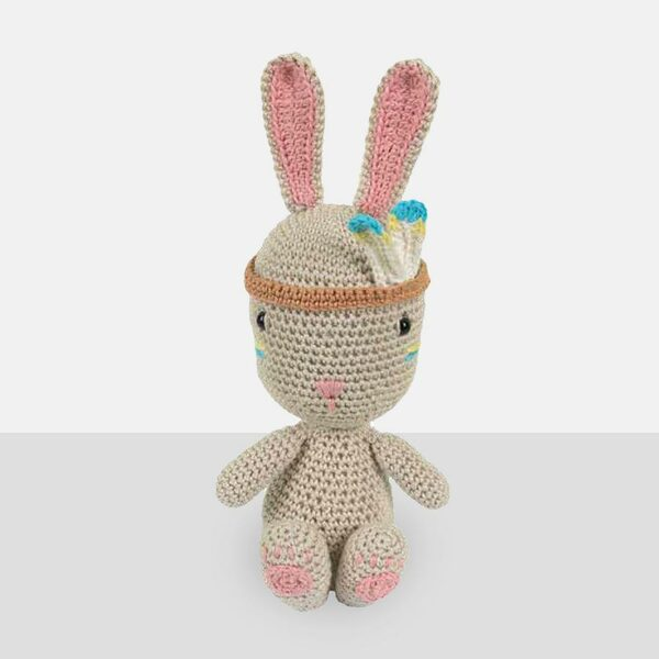 Frankie the Bunny Haakpakket Tuva