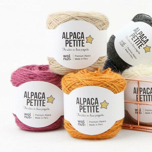 Alpaca Petite Wolnut