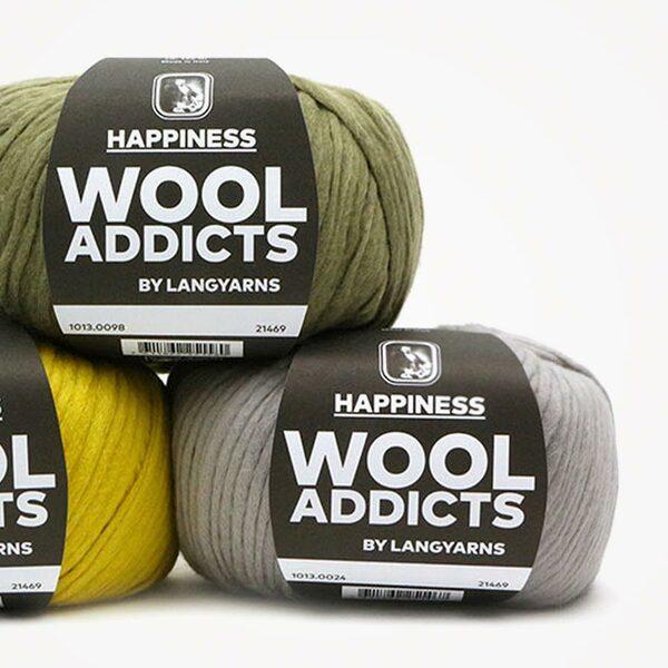 Happiness Wooladdicts Lang Yarns