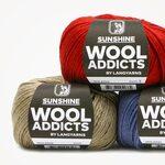 Sunshine Wooladdicts Lang Yarns